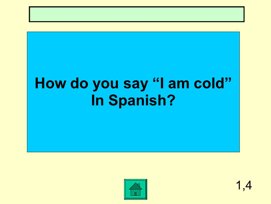How Say What You Mean Spanish
