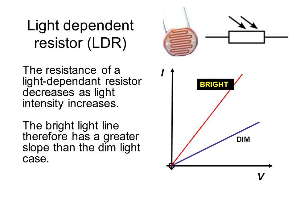 Magnificent Light Dependant Resistor Ensign - Simple Wiring Diagram ...