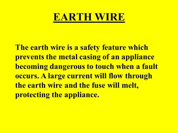 ELECTRICAL APPLIANCES - ppt video online download