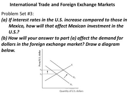 International Trade and Finance: Exchange Rates and ...