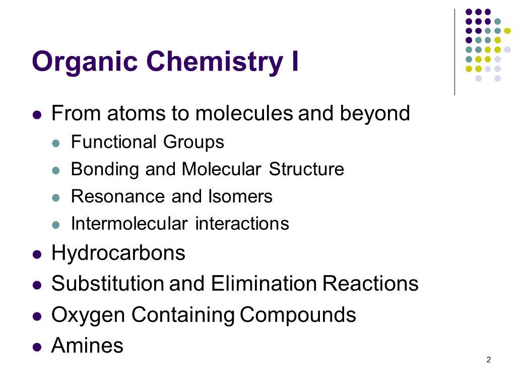 Courtney Eichengreen Organic Chemistry Courtney Eichengreen Ppt Download