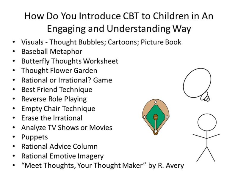 Cbt For Kids Worksheets jannatulduniya – Irrational Thoughts Worksheet