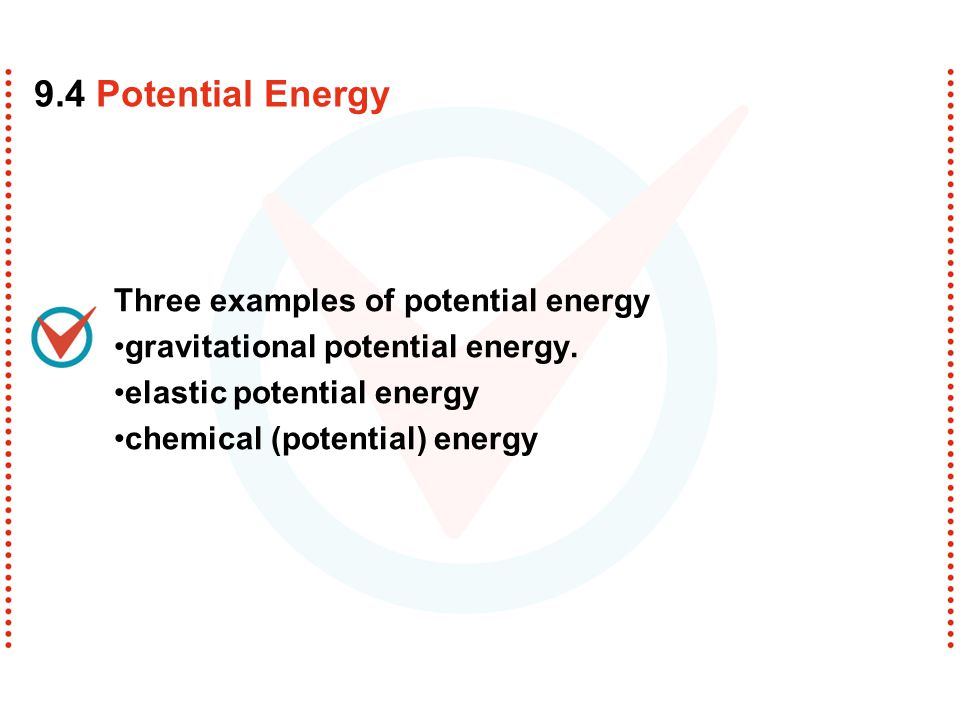 Chemical Potential Energy Examples Image Collections Example Cover