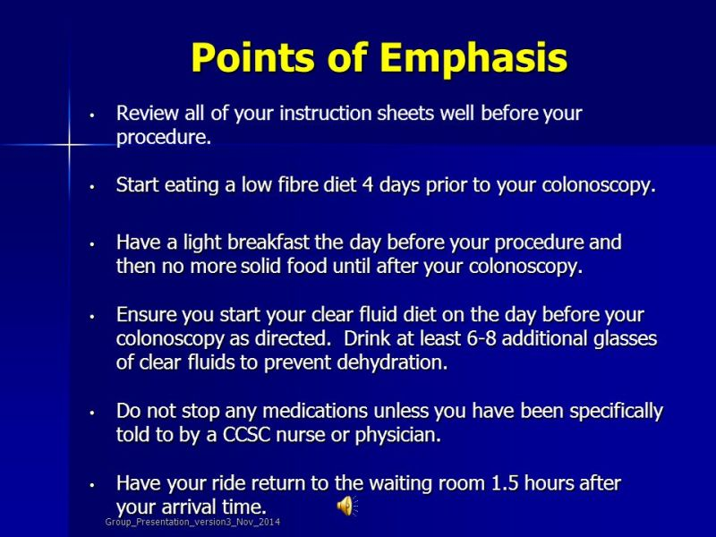 Clear Foods To Eat Before Colonoscopy Foodfash Co