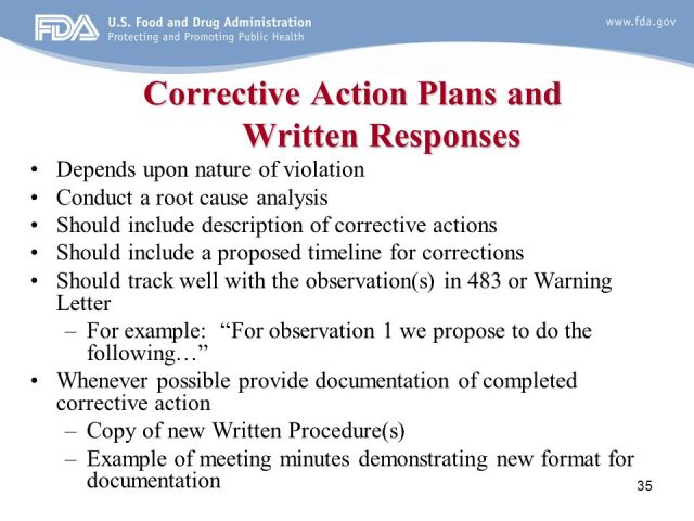 Sample Corrective Action Plan Letter - Letter BestKitchenView CO