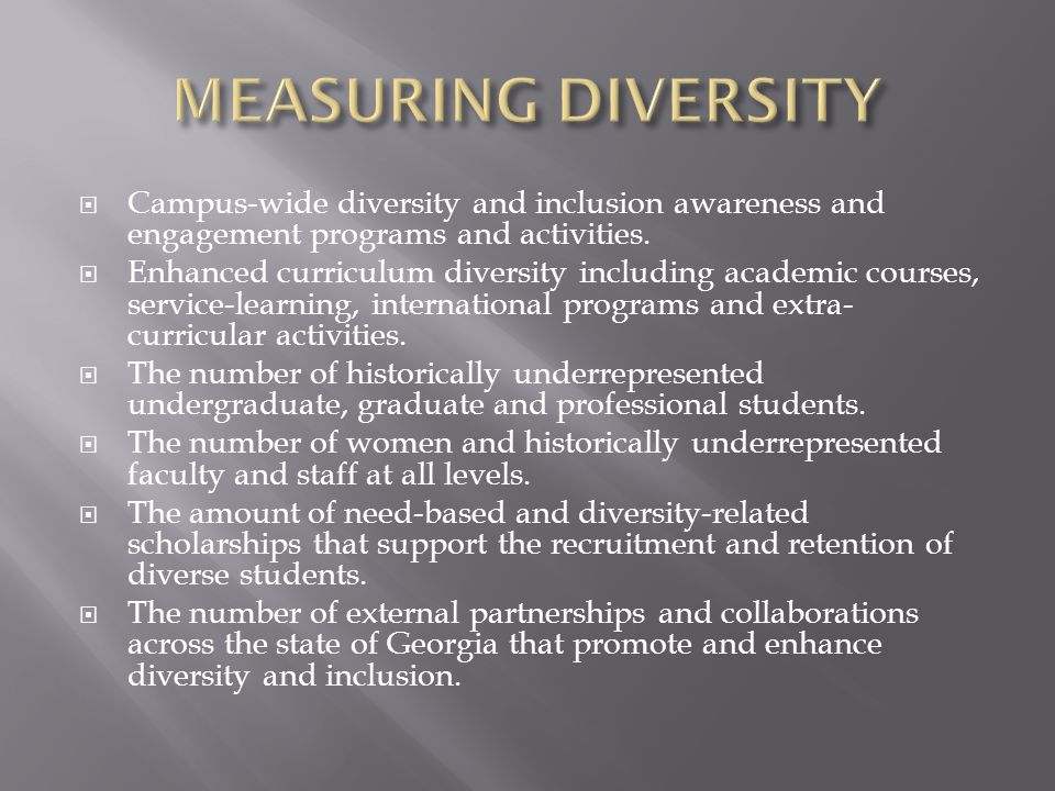 Diversity Inclusion And Awareness