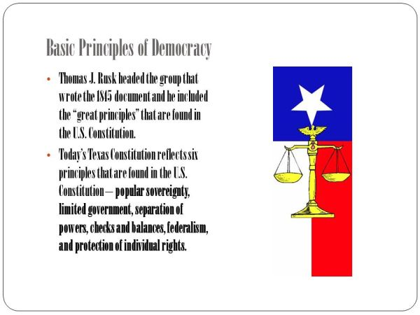 30.1 The Texas Constitution - ppt video online download