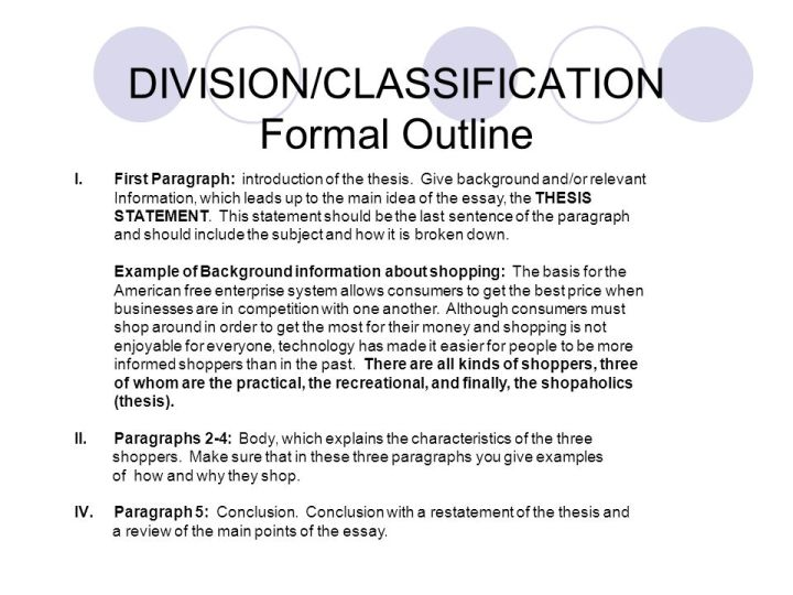 division and classification essay samples docoments ojazlink classification and division essay sample gse bookbinder co