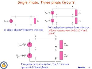 Chapter 12 Three Phase Circuits  ppt video online download