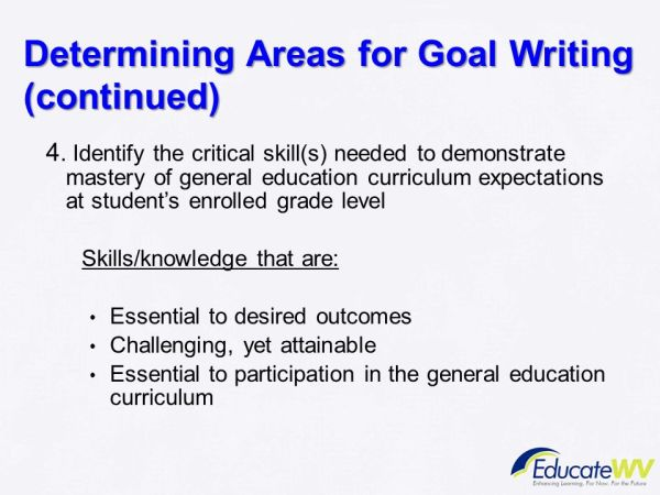 Module 4: Writing Measurable - ppt download