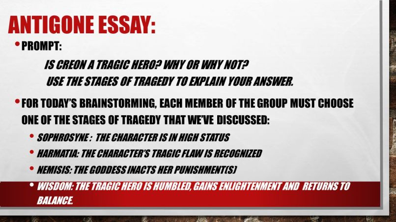 Examples Of Thesis Statements For Persuasive Essays Antigone Tragic Hero Persuasive Essay Mistyhamel High School Essay Topics also Research Essay Proposal Template Antigone Essay Prompts  Hepatitze Essay On How To Start A Business