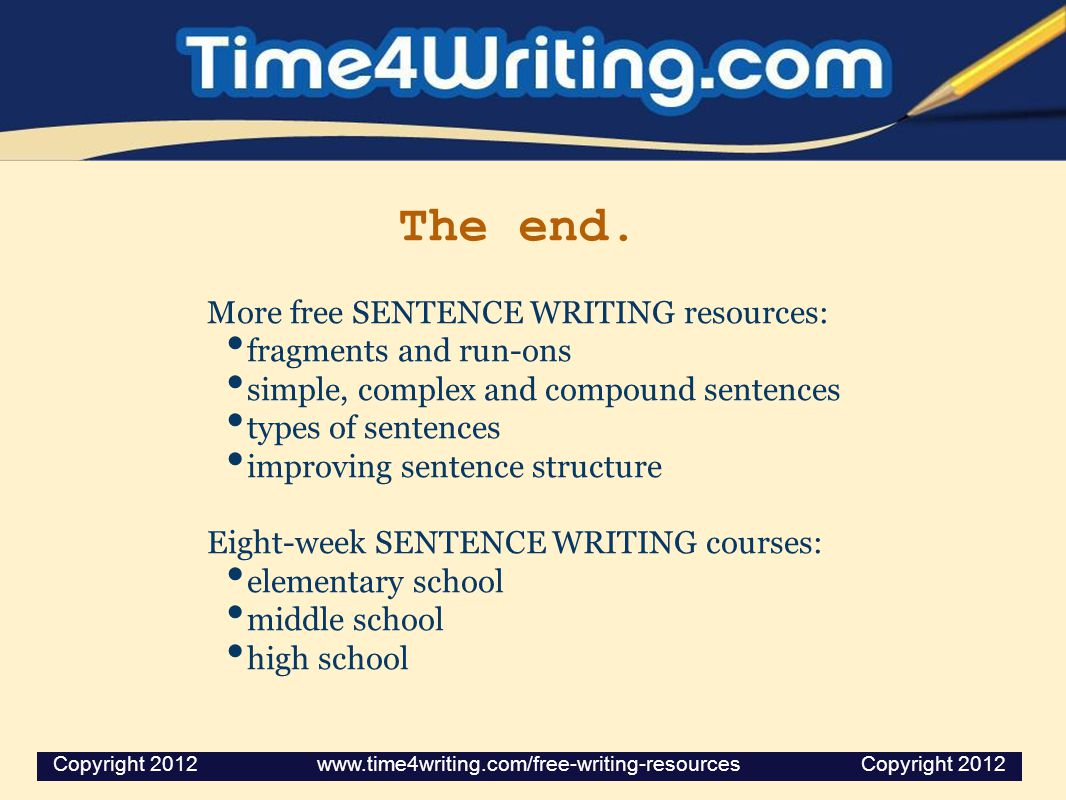 Common Sentence Errors Make Your Writing More Clear And Interesting