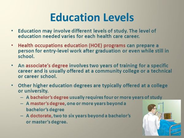 Careers in Healthcare. - ppt video online download