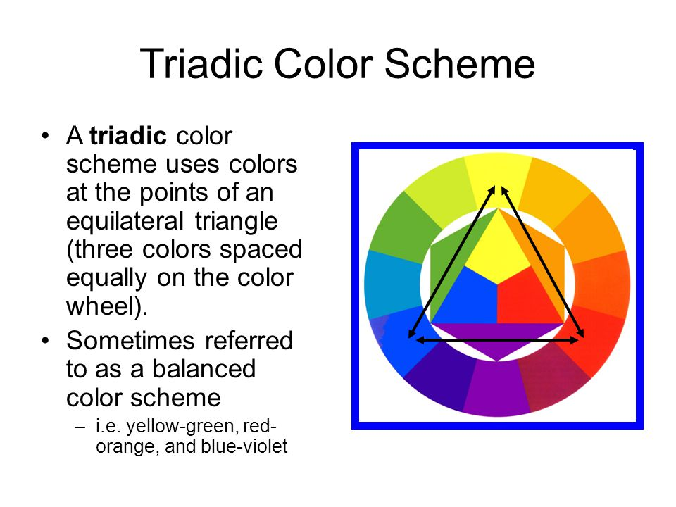 COLOR THEORY An Introduction To The Color