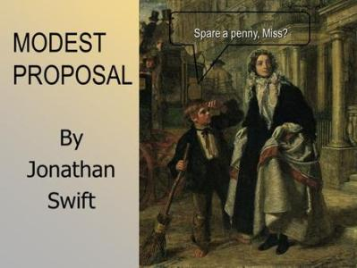 A rhetorical analysis of a modest proposal an essay by jonathan         a rhetorical analysis of a modest proposal an essay by jonathan swift  Title length color rating