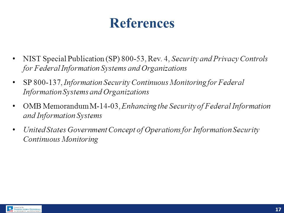 Information Security Publications