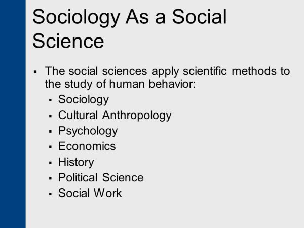 Introduction to Sociology - ppt video online download