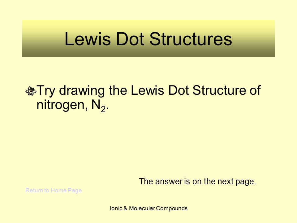 Draw Lewis Structure For H2o2