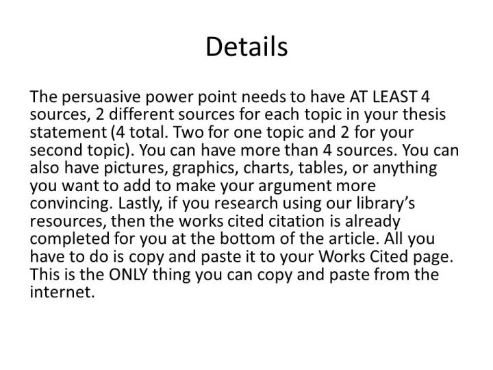 5 paragraph essay powerpoint middle school How to write (and teach) the five-paragraph essay for a student to participate in the western world of academics, it is essential they know the basics of the 5-paragraph essay organizing thoughts into an outline and then putting them into this formula is a specific skill that must be taught and practiced for students to master.