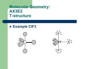 Molecular Geometry and Bonding Theory  ppt video online