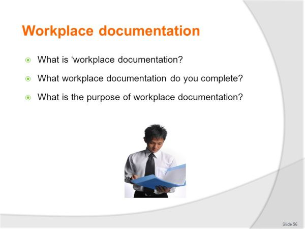 WORK COOPERATIVELY IN A GENERAL ADMINISTRATION ENVIRONMENT ...