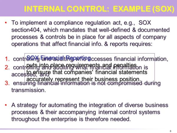 Compliance Requirements for Business-process driven SOAs ...