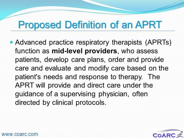 Commission on Accreditation for Respiratory Care - ppt ...