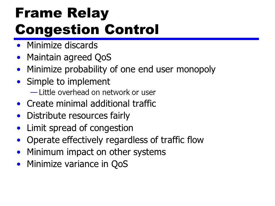 congestion control in frame relay | damnxgood.com