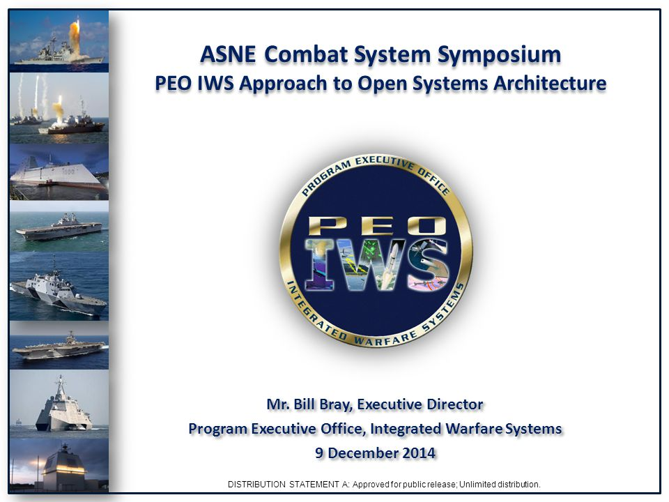Systems Warfare Integrated