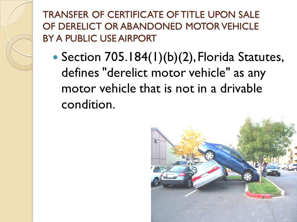 Pa Department Of Transportation Bureau Motor Vehicles Abandoned ...