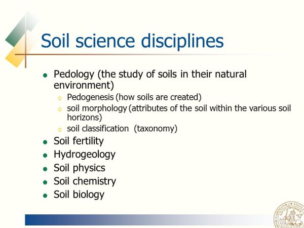 Soil physics Magnus Persson. - ppt video online download