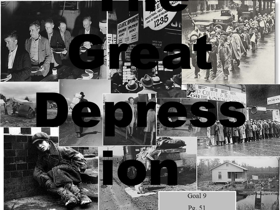 3 major causes of the great depression