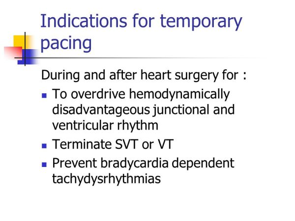 Artificial Pacemakers and Anesthesia - ppt video online ...