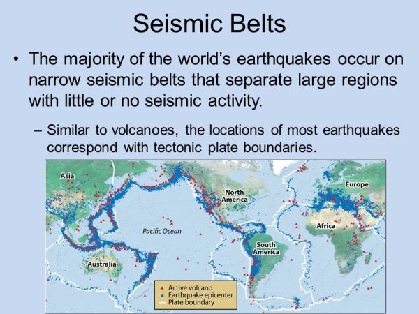 Measuring & Locating Earthquakes; Earthquakes & Society ...