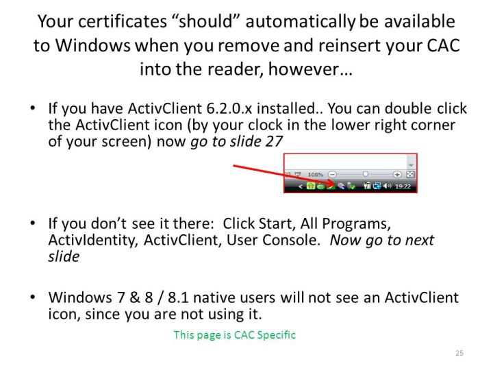 Cac Card Reader Certificates For Windows 7 Cardbk