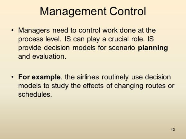 Chapter 3 Organizational Strategy: Managerial Levers - ppt ...