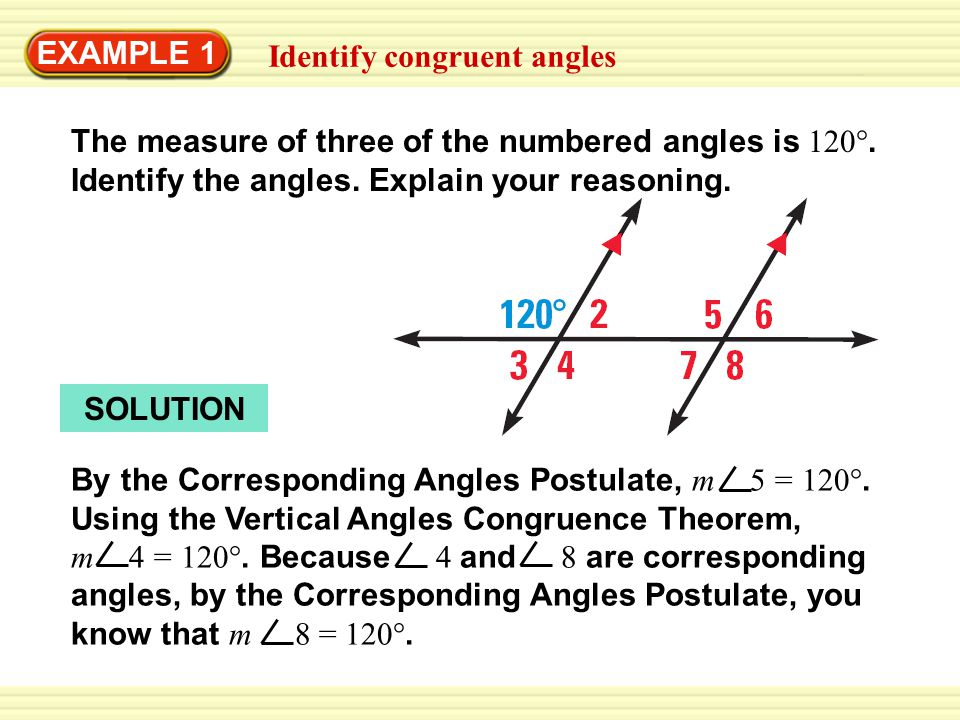 Identify The Type Of Angles Ppt Download