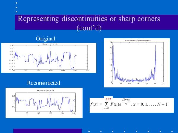 Short Time Fourier Transform (STFT) - ppt video online ...