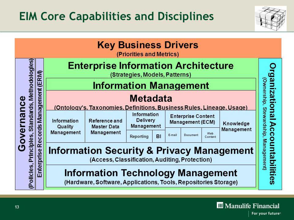 Information Security Disciplines