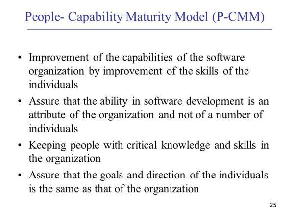 R&D SDM 1 Software Process Improvement Capability Maturity ...