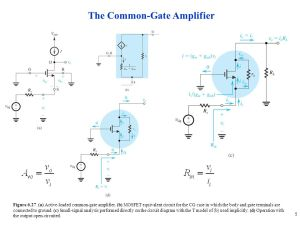 The Basic MOSFET Current Source  ppt video online download