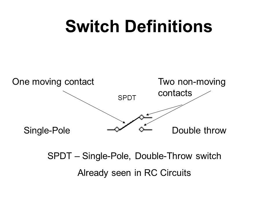 Double Pole Double Throw Switch Schematic Dolgularcom