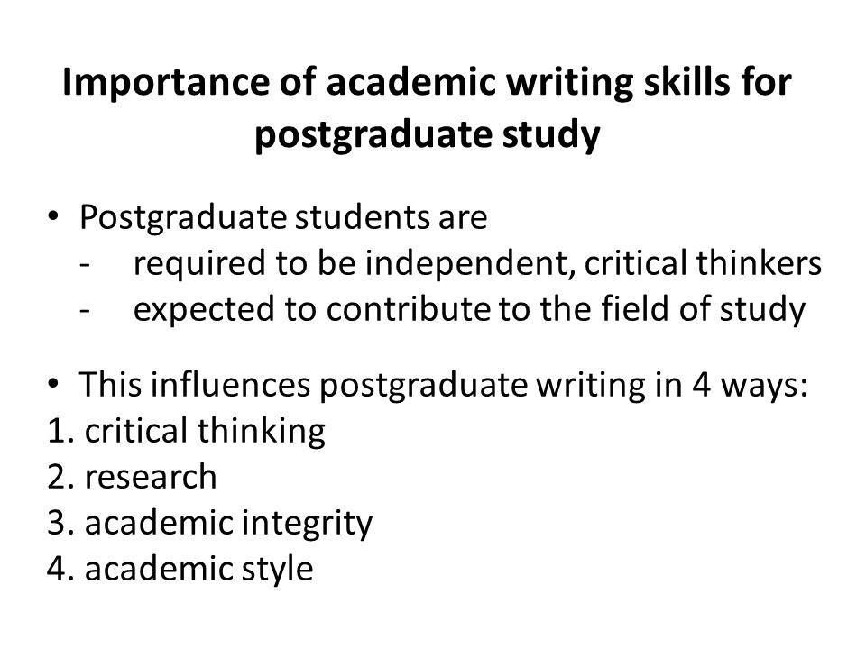 Postgraduate essay writing skills top academic essay ghostwriter site for mba
