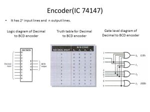 COMBINATIONAL CIRCUITS USING TTL 74XX ICS  ppt video online download