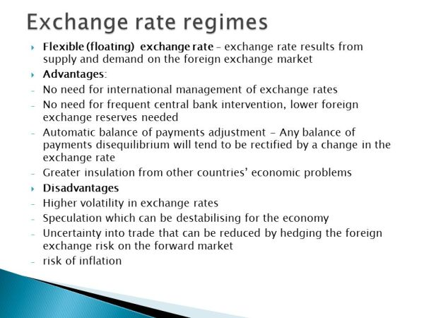 Monetary Law and Monetary Policy 8. Currency and exchange ...