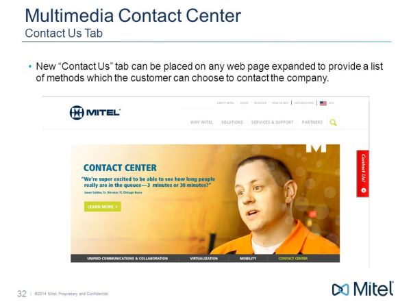 Mitel Complimentary Products for Microsoft Lync - ppt ...
