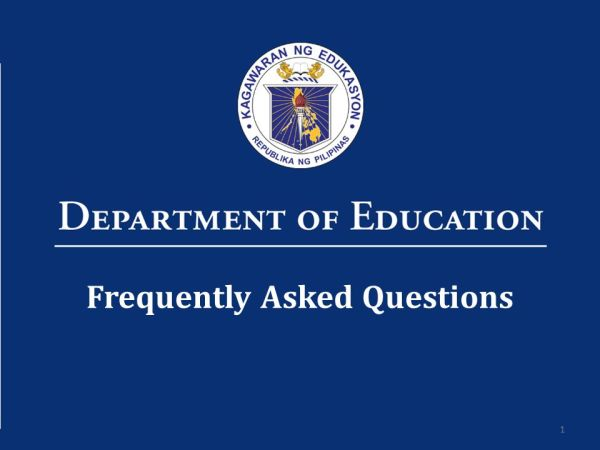 Frequently Asked Questions - ppt download