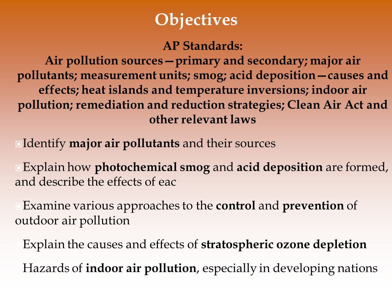 What Is Indoor Air Pollution Definition Sources Effects