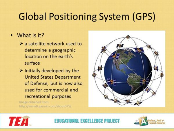 GIS and GPS in Agriculture c 10 D - ppt video online download