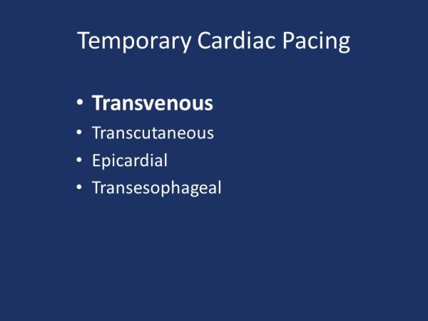 Pacemakers and Implantable Cardioverter Defibrillators ...